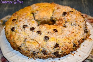 Coconut Chip Coffee Cake Recipe