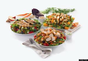chick fil a gluten free salads