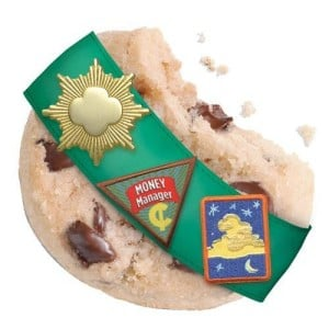 gluten free girl scout cookie