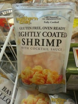 northern chef gluten free shrimp