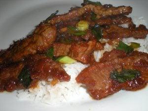 gluten free mongolian beef pf changs