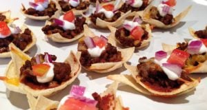 Fancy Finger Foods with McCormick Gluten-Free Recipe Mix