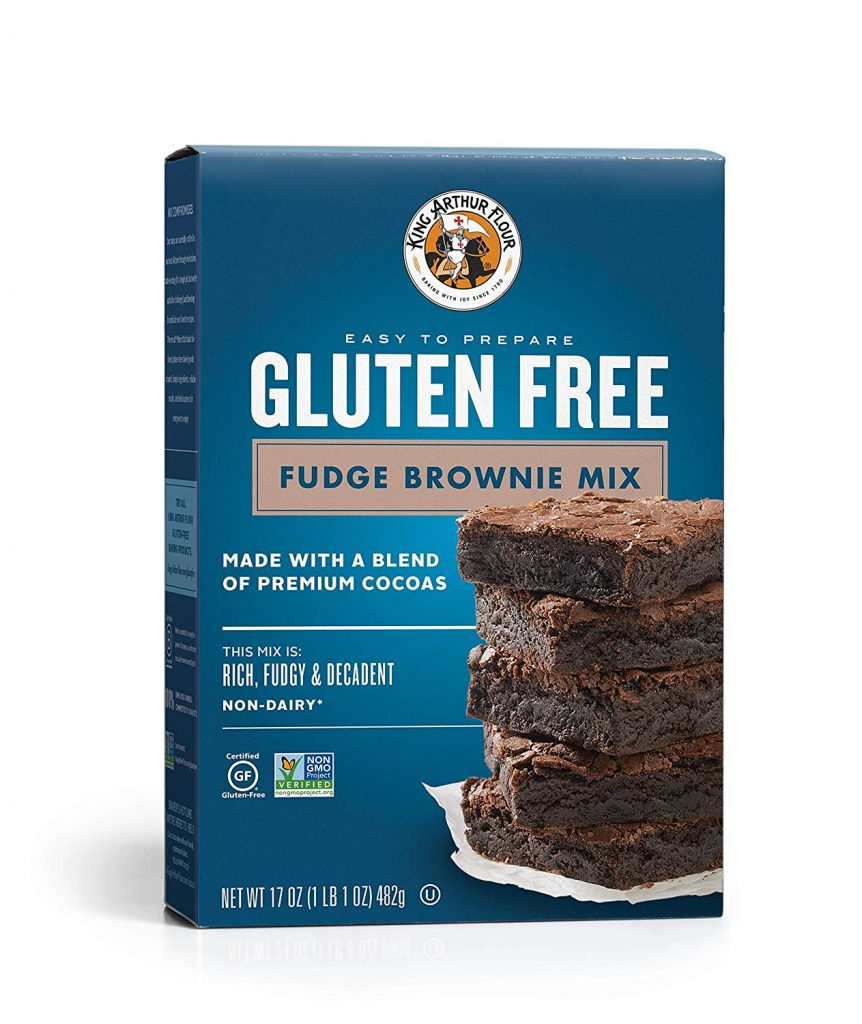 Deal Alert! King Arthur Flour Fudge Brownie Mix at Prime Pantry