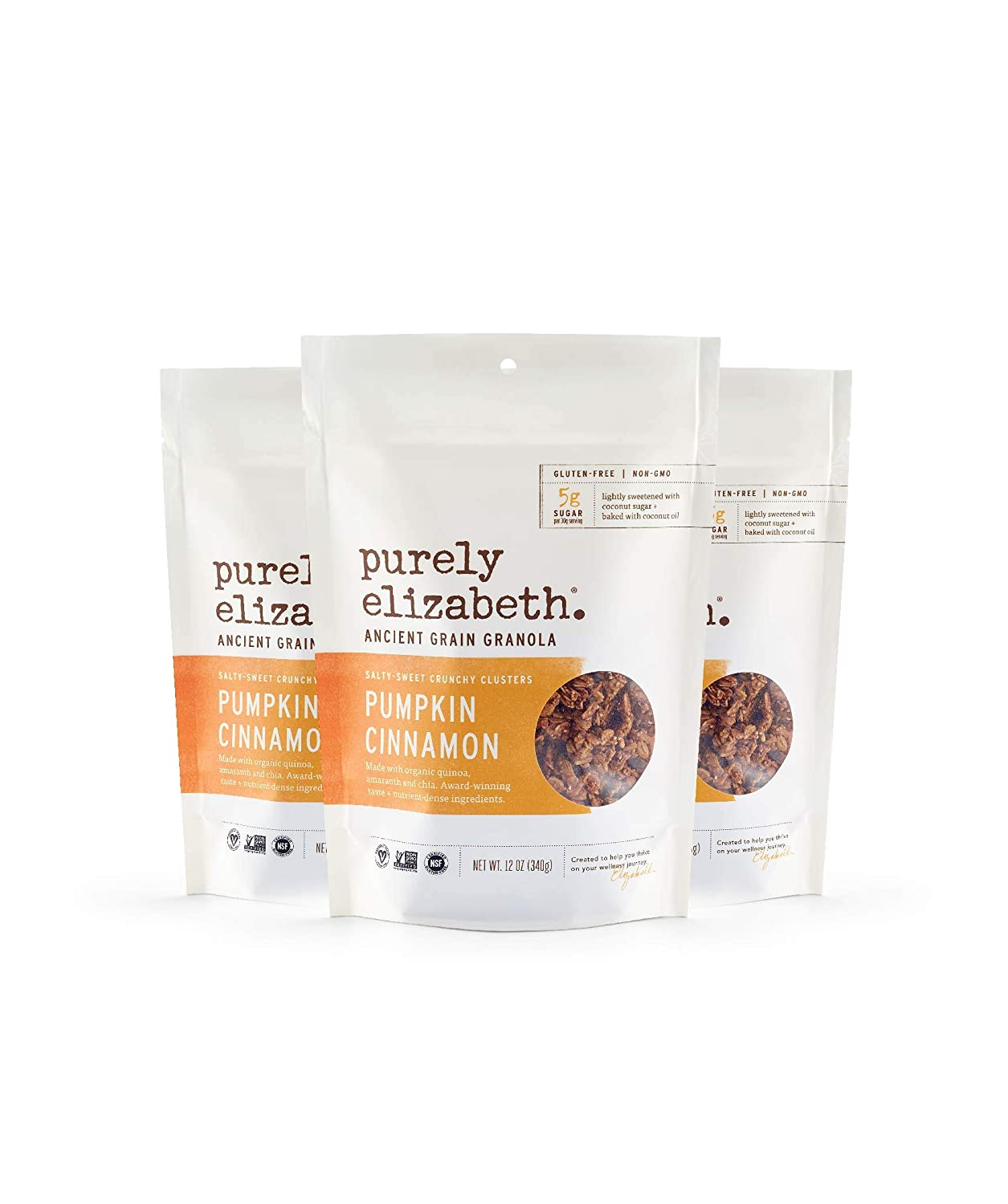 Purely Elizabeth Gluten-Free Granola – Find of the Month