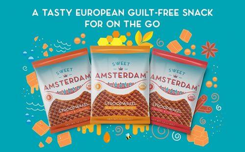sweet amsterdam stroopwafels  gluten free works