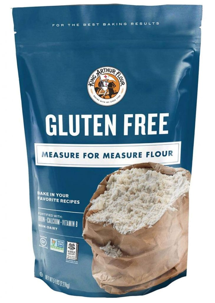 King Arthur Measure for Measure Flour 5 Pound Bag