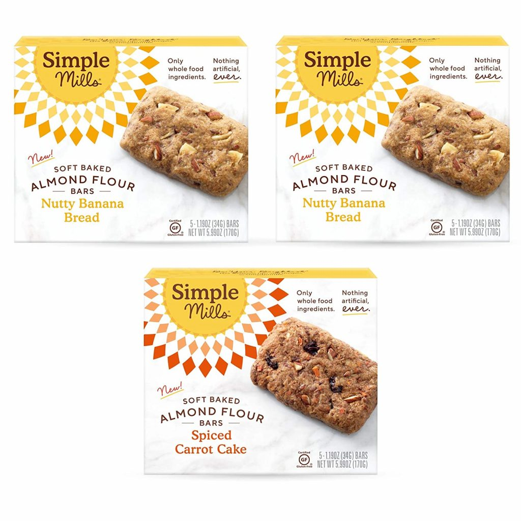 Simple Mills Snacks Variety Pack