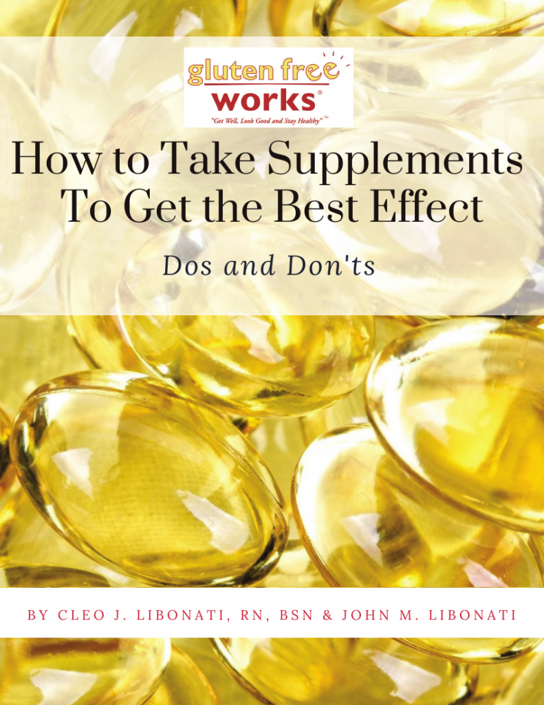 How to Take Supplements to Get the Best Effect
